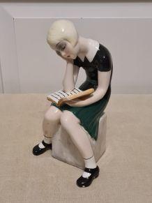 Figurine CLAIRE WEISS
