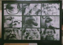 Portrait de Pierre Restany en mec'art