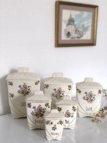 Série de pots à épices LABRUT & Cie