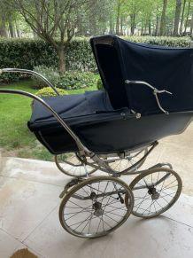 Landau vintage - Silver Cross Bonnichon