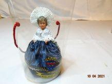 Petite poupée Boulogne/mer ancienne année 60