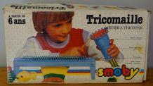 Tricotins géants TRICOMAILLE