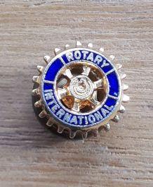 Insigne du Rotary Club