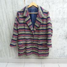 Veste de couturière tissu Lacroix