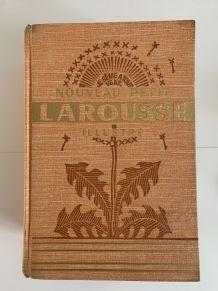 Dictionnaire Nouveau Petit Larousse Illustré 1955