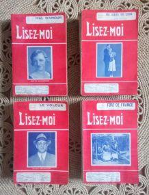 """34 numéros de la revue """"LISEZ-MOI"""" - Années 30"""