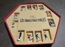 "Collection fèves ""Les Indestructibles"""