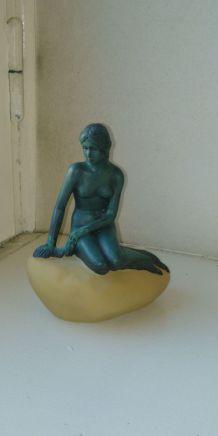Statuette Petite Sirène