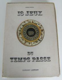 Livre 18 jeux du temps passé Robert Laffont André Rossel
