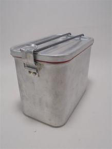 Cantine en aluminium