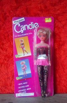 Candie fashion doll - Années 80
