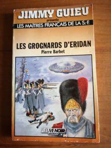 JIMMY GUIEU - LES GROGNARDS D'ERIDAN - N°8 -