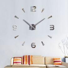 Grande Horloge Murale Décorative Moderne et Design