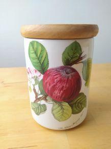"""Portmeirion pomona """"the Hoary matin apple"""""""