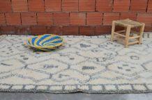 244x140cm Tapis berbere marocain azilal