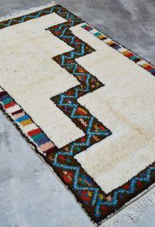 262x158cm Tapis Berbere Marocain Azilal