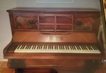 Piano droit Dieffendacker