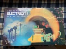 Sciences futures électricité jeu scientifique Gégé