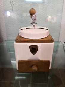 Moulin à café Peugeot blanc