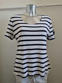 Top / Tshirt Marinière Vintage