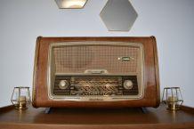 Radio Vintage Bluetooth – Schaub Lorenz, modèle Goldina 1959