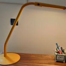 Lampe de bureau vintage Philippe Michel modele Manade 1980