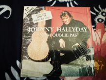 CD SINGLE Picture disc limité  johnny Hallyday