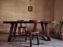 Table et chaises T - Olavi Haninnen