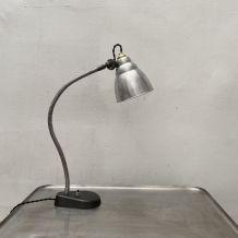 ANCIENNE LAMPE D'ATELIER INDUSTRIEL