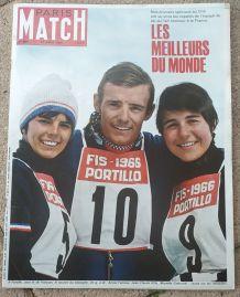 PARIS MATCH 1966