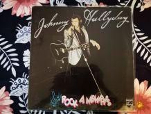 DISQUE 33 tours johnny hallyday Rock à Memphis