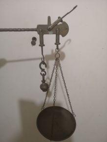 BALANCE régule & cuivre décorative
