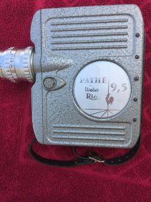Caéra Pathé Webo  Rio 9,5mm année 70