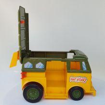 Tortues ninja  vintage van camion 1989