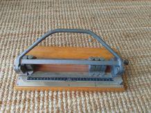 Perforatrice Soennecken Nr 240