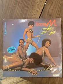 Vinyle vintage Boney M - Love for Sale