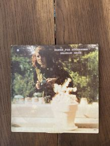 Vinyle vintage Graham Nash - Songs for Beginners