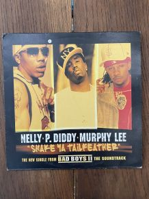 Vinyle vintage Nelly, P.Diddy et Murphy Lee - Shake your tai