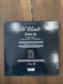 Vinyle vintage G Unit - Stunt 101