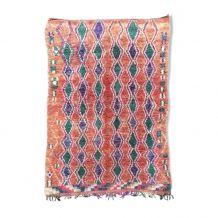 Tapis Vintage Marocain Boujaad 190×300 Cm
