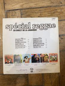 Vinyle vintage Reggae Orchestre de Pete Jumbo
