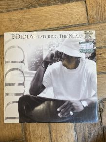 Vinyle vintage P.Diddy feat The Neptune