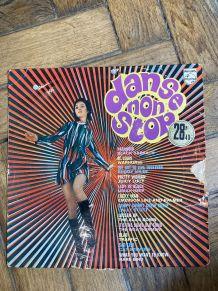 Vinyle vintage Danse Non Stop