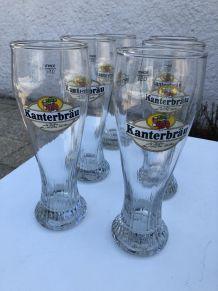 Verre bière Kanterbräu