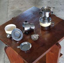 Deux tasses filtre à café Salam