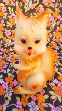 Pouet écureuil vintage