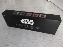 Coffret 5 bougies Star Wars collector la guerre des étoiles