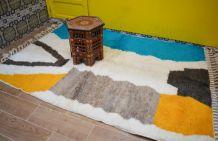 255x170cm Tapis berbere marocain