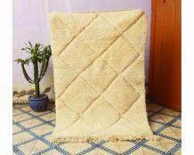 168x105cm Tapis berebere marocain