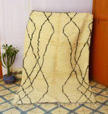 276x156cm Tapis berbere marocain